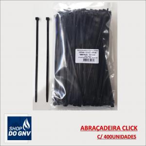 ABRAÇADEIRA CLICK Pacote c/400