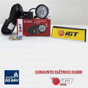 CONJUNTO ELÉTRICO D1000A (IGT)