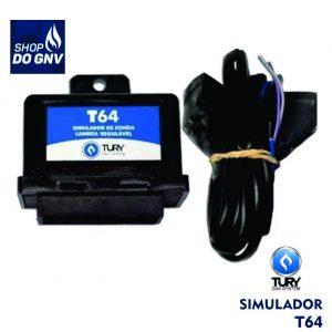 SIMULADOR DE SONDA T64