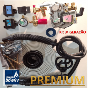 Kit 3ª GERAÇÃO PREMIUM